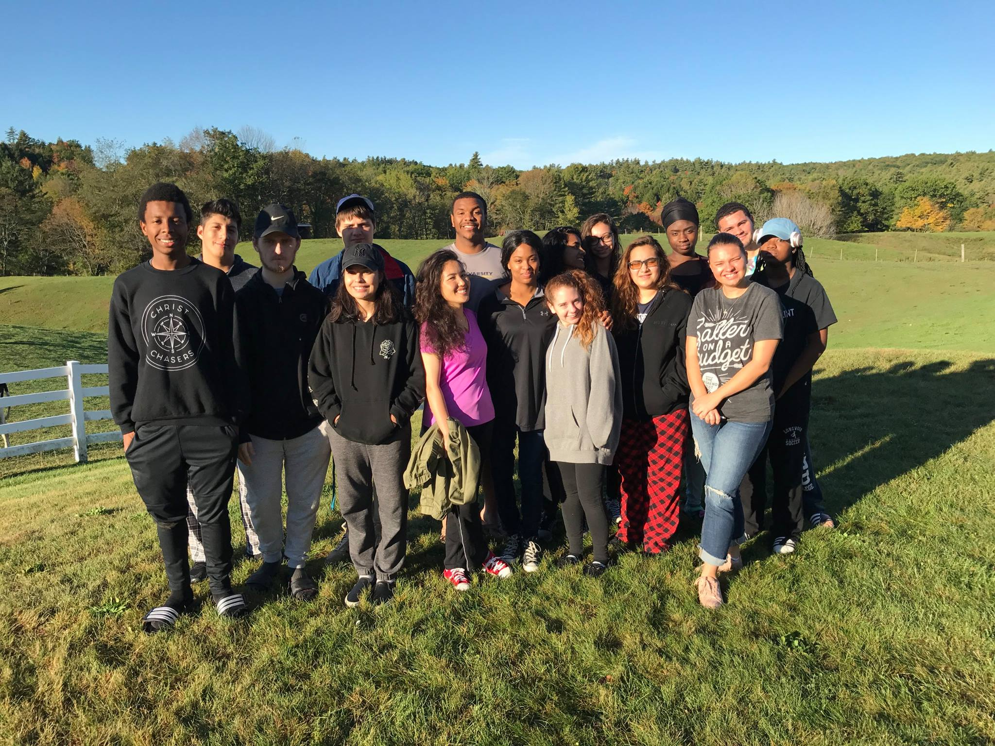 Fall Service Learning Trip