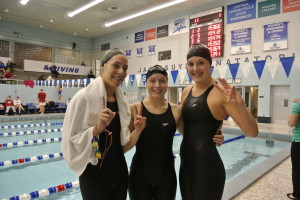 200 Freestyle Winners