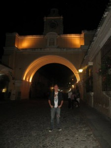 At Antigua