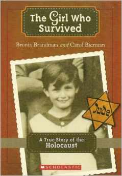 'Girl Who Survived' book cover