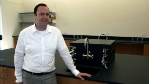 Chem lab, nearly half a century old, gets complete rebuild