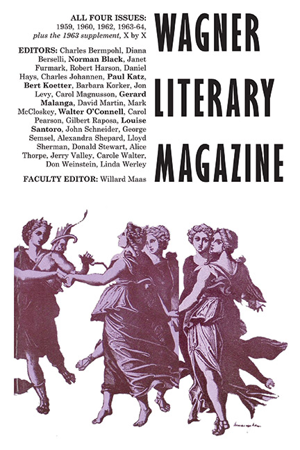 Wagner-Literary-Magazine-collection-front-cover